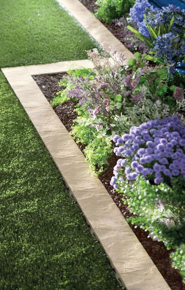 Sandra Story Wood Landscaping Edging Ideas